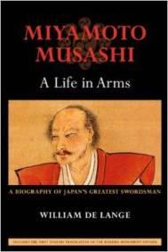 Miyamoto Musashis Life Book Cover