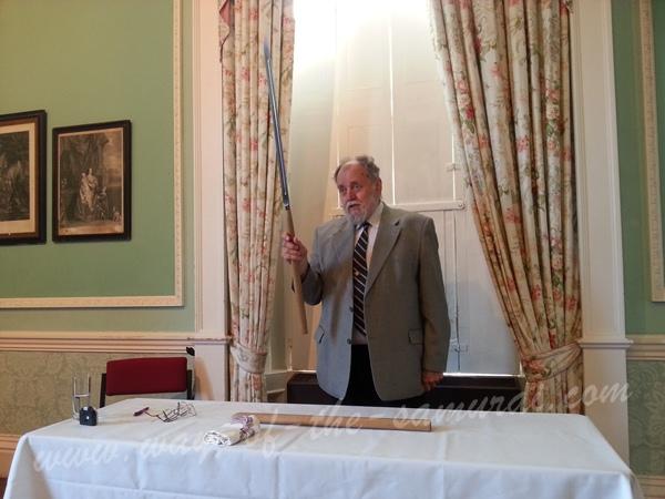 Mr. Roald Knutsen discussing Yari