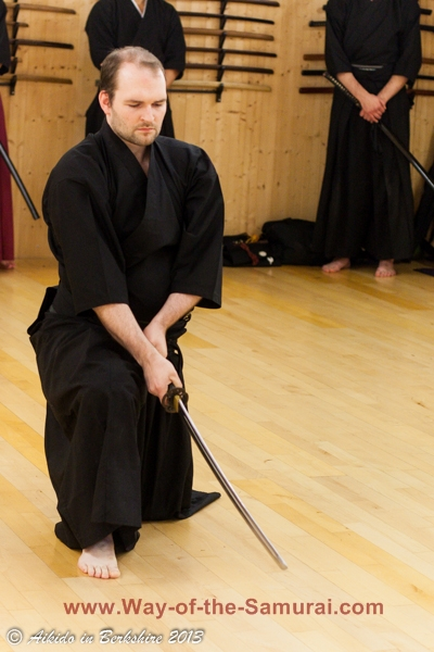 The Samurai Workshop Review - Hakama