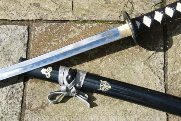 Kill Bill Movie Sword Review