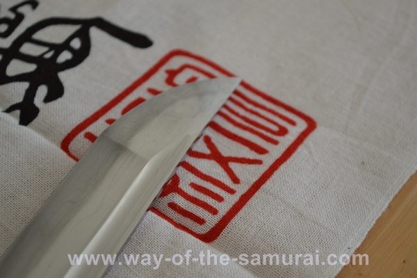 Ronin Katana Hammer Forged Blade Review - Riding the Wave of