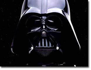 Darth Vader - a Modern Samurai Mask