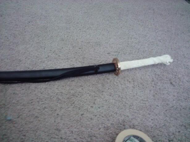 Highlander Iaito