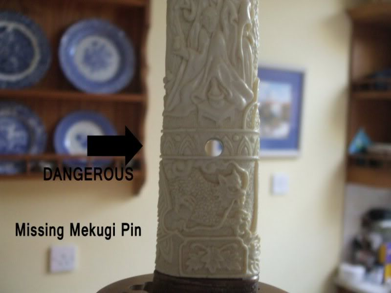Missing Mekugi 2