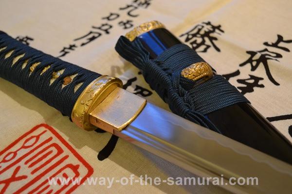 Musashi Asuka Tanto Review Blade