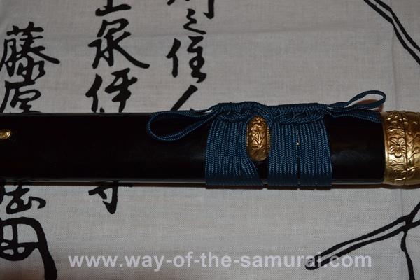 Musashi Asuka Tanto Sageo